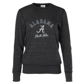 Official NCAA Alabama Crimson Tide  - 01AMBH11 Women's Crew Neck Sweatshirt