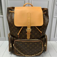Beauty Ticks Louis Vuitton Lv Backpack #2582