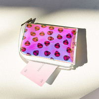 Iridescent Cardholder - Urban Outfitters