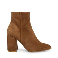 THERESE BROWN SUEDE