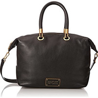 Marc by Marc Jacobs Too Hot To Handle Zip Top Leather Satchel