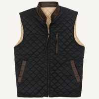 'High Point' Reversible Quilted Vest