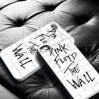 Pink Floyd The Wall for iphone 4/4s, iphone 5/5s/5c case, samsung s3/s4 case cover in mbledoos