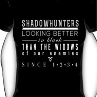 "The Mortal Instruments: ""Shadowhunters"" Women's T-Shirt"