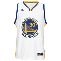 NBA Golden State Warriors Stephen Curry Adidas SWINGMAN Jersey