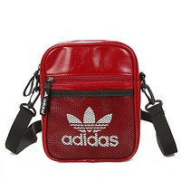 Adidas Fashion Casual Simple Purse Waist Bag Single-Shoulder Bag Crossbody