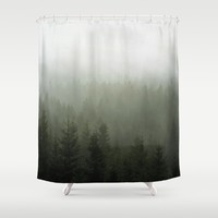 Step Into My Office Shower Curtain by Tordis Kayma | Society6