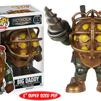 Pop! Games - Bioshock - Big Daddy 65 Vinyl Figure (New)