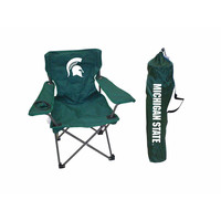 Michigan State Spartans NCAA Ultimate Junior Tailgate Chair