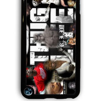IPod 5 Case - Hard (PC) Cover with 2pac tupac THUG LIVE Plastic Case Design