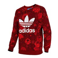 "Love Q333 ""Adidas""Women Men Unisex Top Sweater"
