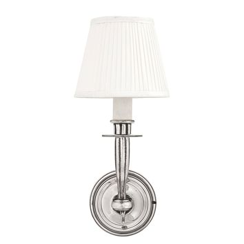 Single Silver Wall Lamp | Eichholtz Parisienne