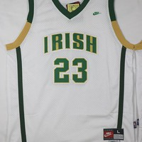 IRISH #23 LeBron James Swingman Jersey