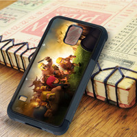 Clash of clans clash of clans Games   For Samsung Galaxy S5 Cases   Free Shipping   AH0392