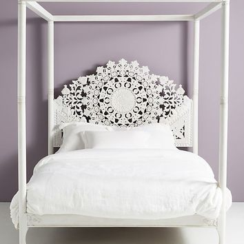 Suzani Four-Poster Bed