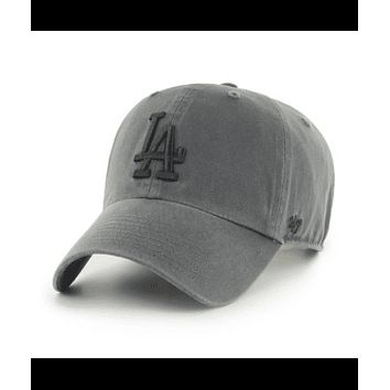 Los Angeles Dodgers Charcoal 47 Clean Up