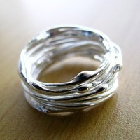 Constellation  ring by junedesigns on Etsy