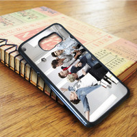 One Direction Best Song Ever Boyband Star Samsung Galaxy S6 Edge Case