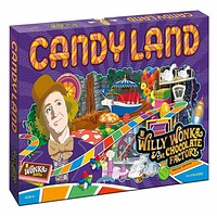 Candyland Willy Wonka & the Chocolate Factory