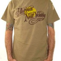 Neil Young, T-Shirt, Harvest