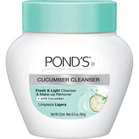 Walmart: Pond's Cool Cucumber Classic Deep Cleanser & Make-Up Remover 6.5 Oz