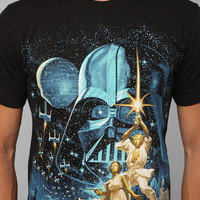 Urban Outfitters - Star Wars Montage Tee