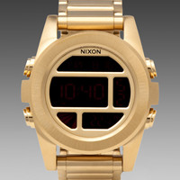 Nixon The Unit SS in All Gold from REVOLVEclothing.com