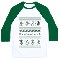UGLY WIZARDRY CHRISTMAS SWEATER