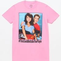 Saved By The Bell Zack & Kelly T-Shirt at PacSun.com
