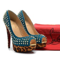 CL Christian Louboutin Fashion Heels Shoes-189