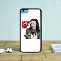 Miranda Sings Haters Back Off iPhone 5 5S 5C Case Dewantary