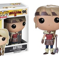 How To Train Your Dragon 2 Astrid POP! Vinyl Figure #96