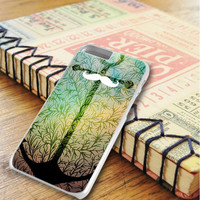 Green Black Anchor Mustache White iPhone 6 Plus | iPhone 6S Plus Case