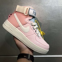 Nike Air Force 1 AF1 men's and women's high-top wild flat sneakers shoes
