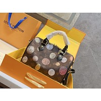 LV Louis Vuitton Women's Fashion Leather Shoulder Bag Satchel Tote Bags  0415