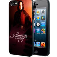 Severus snape always in our hearts Samsung Galaxy S3 S4 S5 Note 3 , iPhone 4 5 5c 6 Plus , iPod 4 5 case