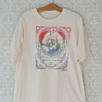 1995 Jerry Garcia + Steal Your Face Tee