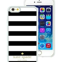 iPhone 6 4.7 inch Kate Spade White 004 screen TPU cover case unique and fashion design