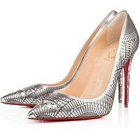 Christian Louboutin Pointed high heels 9/4