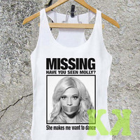Missing Molly-Tank Top