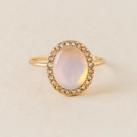 Julia White Opal Ring