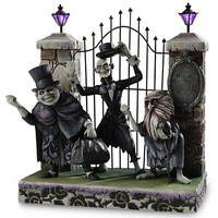 Disney The Hitchhiking Ghosts Figurine by Jim Shore | Disney Store
