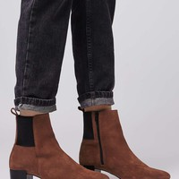 MARBLES Elastic Ankle Boot - Topshop