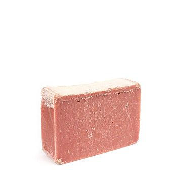 French Rose Clay Facial Bar Soap