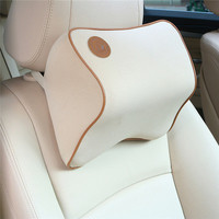 Comfortable Auto Car Waist Seat Chair Massage Cushion Office Back Lumbar Support _ 3563