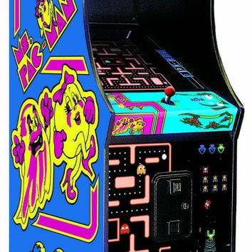 Chicago Gaming Ms. Pac-Man / Galaga Class of 1981 Reunion Arcade Game