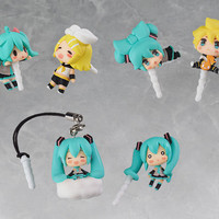 Character Vocal Series Earphone Jack Accessories