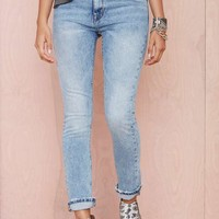RES Denim Wanda High-Waist Jean
