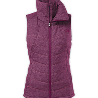 The North Face Women's Jackets & Vests RUNNING/TRAINING WOMEN'S PSEUDIO VEST