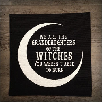 We are the granddaughters small patch